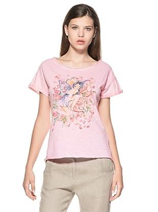 Eccentrica Camiseta Madeleine (Rosa)