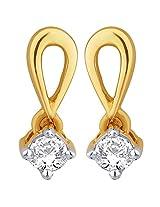 Jyena Diamond Earring IDE00039 from Sangini