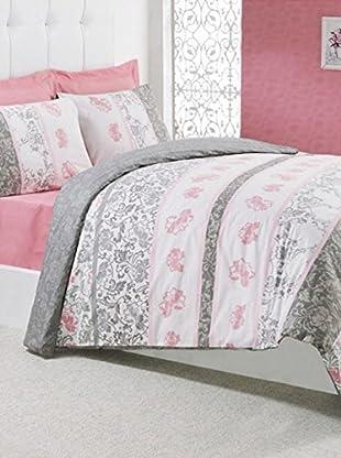 Cotton Box Bettwäscheset Bonita Pink (mehrfarbig)