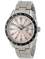 Breytenbach Breytenbach Unisex Bb3810Gy Classic Analog Black Bezel Watch - Bb3810Gy
