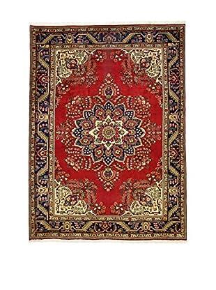 Eden Alfombra M.Tabriz Rojo/Multicolor 212 x 293 cm