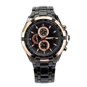 CURREN Unisex Sports Style Wristwatch