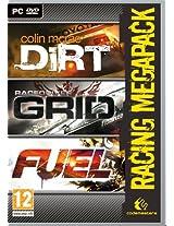 Racing Mega Pack DiRT, GRID, Fuel (PC Import)
