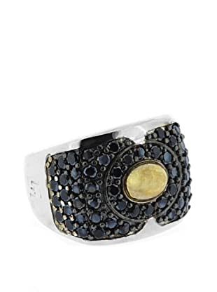 Gold & Diamond Anillo Sol