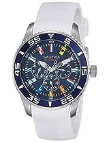 Nautica Sports Analog Blue Dial Men's Watch - NTCA12629G