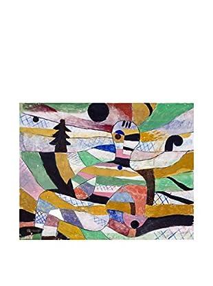 LegendArte  Wandbild Aufwachen von Paul Klee