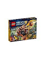 Lego Moltor's Lava Smasher, Multi Color