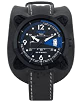 Helix Maverick Analog Blue Dial Men's Watch - 04HG02