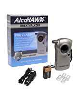 AlcoHAWK PRO: Professional Edition Digital Breathalyzer Alcohol Detector