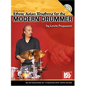 Ethnic Asian Rhythms for the Modern Drummer