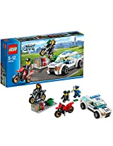 Lego City High Speed Police Chase, Multi Color