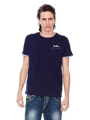 Gio Goi Camiseta Endos (azul marino)