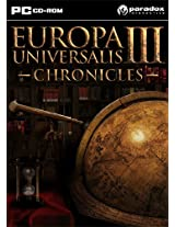Europa Universalis 3 chronicles (PC)
