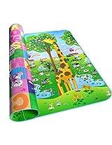 Kids & Baby Playing Crawl Floor Mat Water Resistant Large (120 cm x 90 cm)
