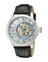 Stuhrling Original Analog Silver Dial Men's Watch - 308.331516