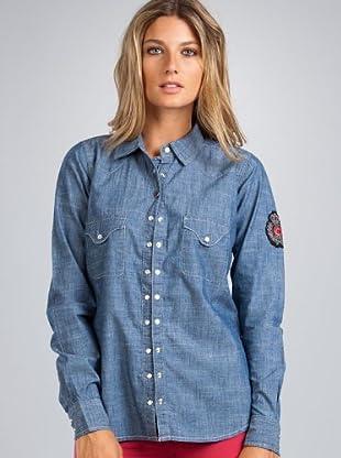 Le Temps Camisa Gaby (Azul)