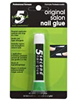 5 Second Nail Salon Nail Glue, 2-Gram