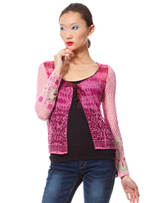 Custo Chaqueta Rekus Up (Rosa)