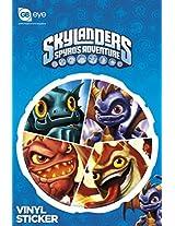 Stickers Skylanders Quad