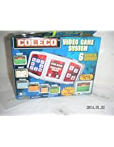 Coleco Video Game System 6 Games