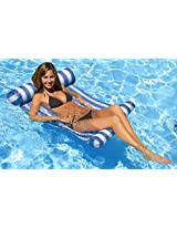 Poolmaster 07431 Water Hammock Lounge - Blue