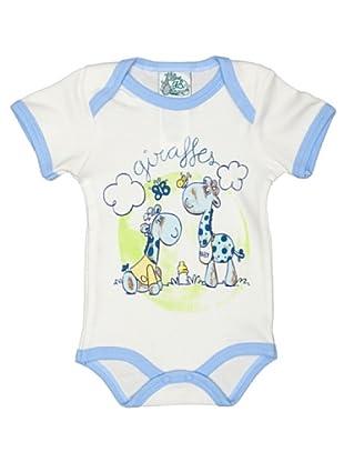 F.S. Baby Body Niño (Crudo/Azul)