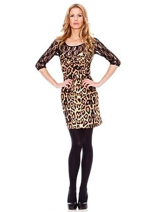Rare Vestido Lep (Leopardo)