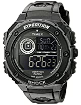 Timex Expedition Digital Grey Dial Men's Watch - T49983
