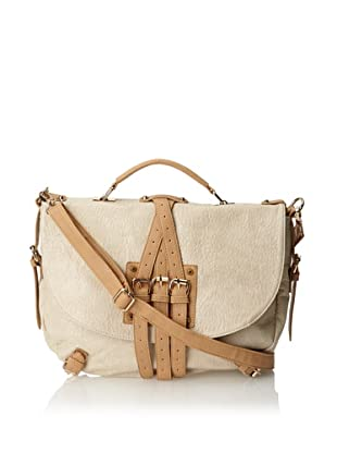 Nila Anthony Women's Convertible Cross-Body (Ivory)