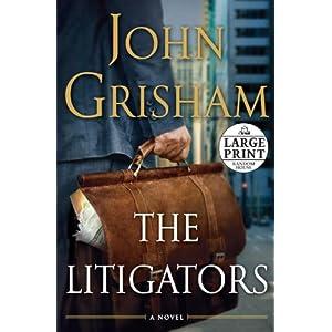 The Litigators (Random House Large Print)