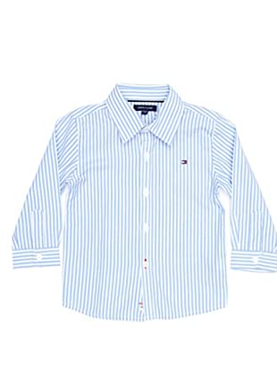 Tommy Hilfiger Camisa Rayas (azul / blanco)