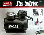 Original Coido 6526 12V Electric Car Tyre Inflator & Air Compressor Pump 300 Psi