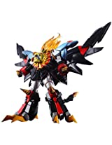 Bandai Tamashii Nations Super Robot Chogokin Genesic Gao Gai Gar Action Figure