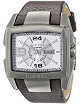 Diesel Analog Silver Dial Men's Watch - DZ1216