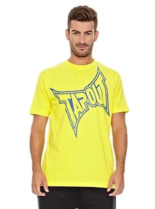 Tapout Camiseta Crew 6 (Amarillo)