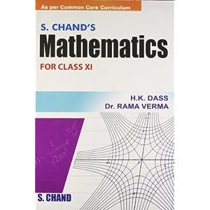 Mathematics for Class XI