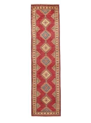 Rug Republic One Of A Kind Pakistani Kazak Rug, Red/Blue/Antique Ivory/Multi, 2' 9