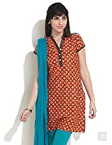 Cotemporary Print Cotton Kurti