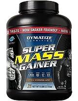 Dymatize Super Mass Gainer 6 Lbs,Rich Chocolate