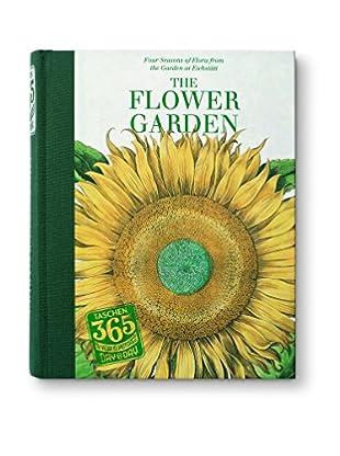 365 Days Flower Garden  Hardcover Coffee Table Book