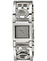 Marc Ecko Analog Silver Dial Women's Watch - E14507L1