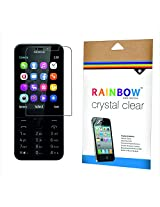 Rainbow Crystal Clear Protector Screen Guard for Nokia 230 Dual SIM
