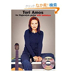 Tori Amos: For Fingerstyle Guitar With Tablature
