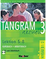 Tangram 3 Textbook + Workbook + CD Lektion 5 - 8