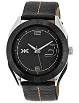 Killer Black Dial Men's Watch KLW011C