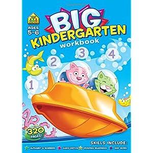 Big Kindergarten Workbook: 1