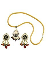 """Aakshi Necklace Set """"Natures Beauty in a Necklace"""" Necklae Set"""