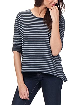 Tantra Camiseta Manga Larga Striped with back printed Star