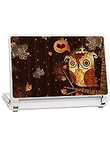 GelaSkins Protective Skin for Netbooks Small The Enamored Owl