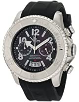 Vip Time Italy Women's VP8025BK Magnum Lady Sporty Chronograph Watch